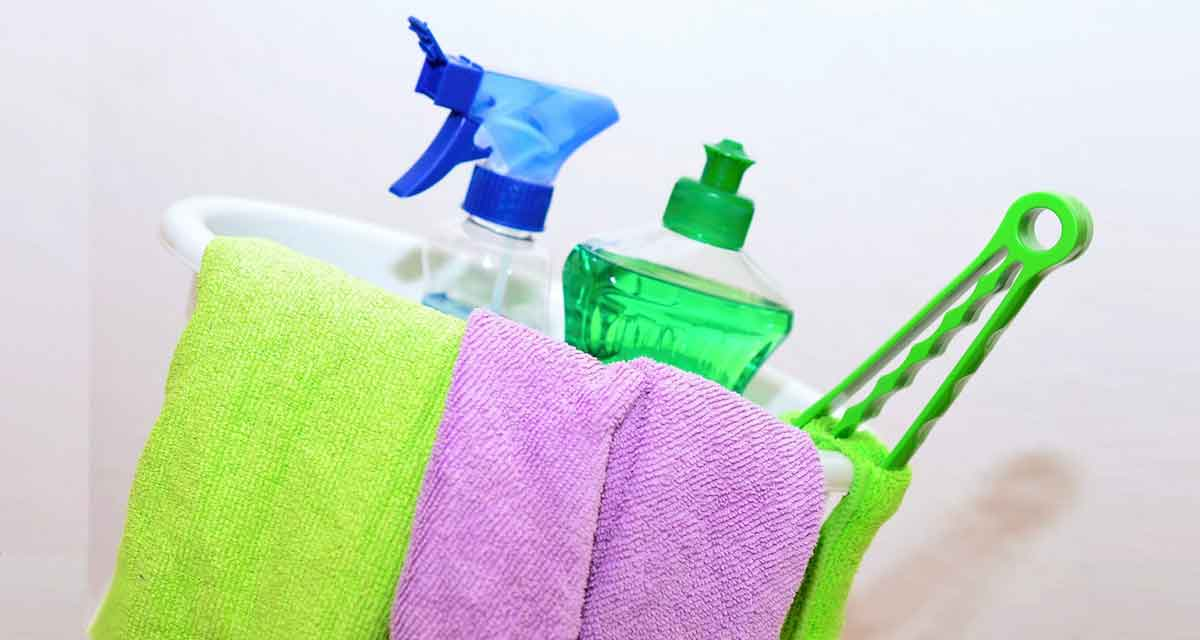 duurzame schoonmaakmiddelen