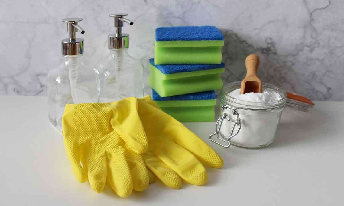 huismerk duurzaam schoonmaakmiddel