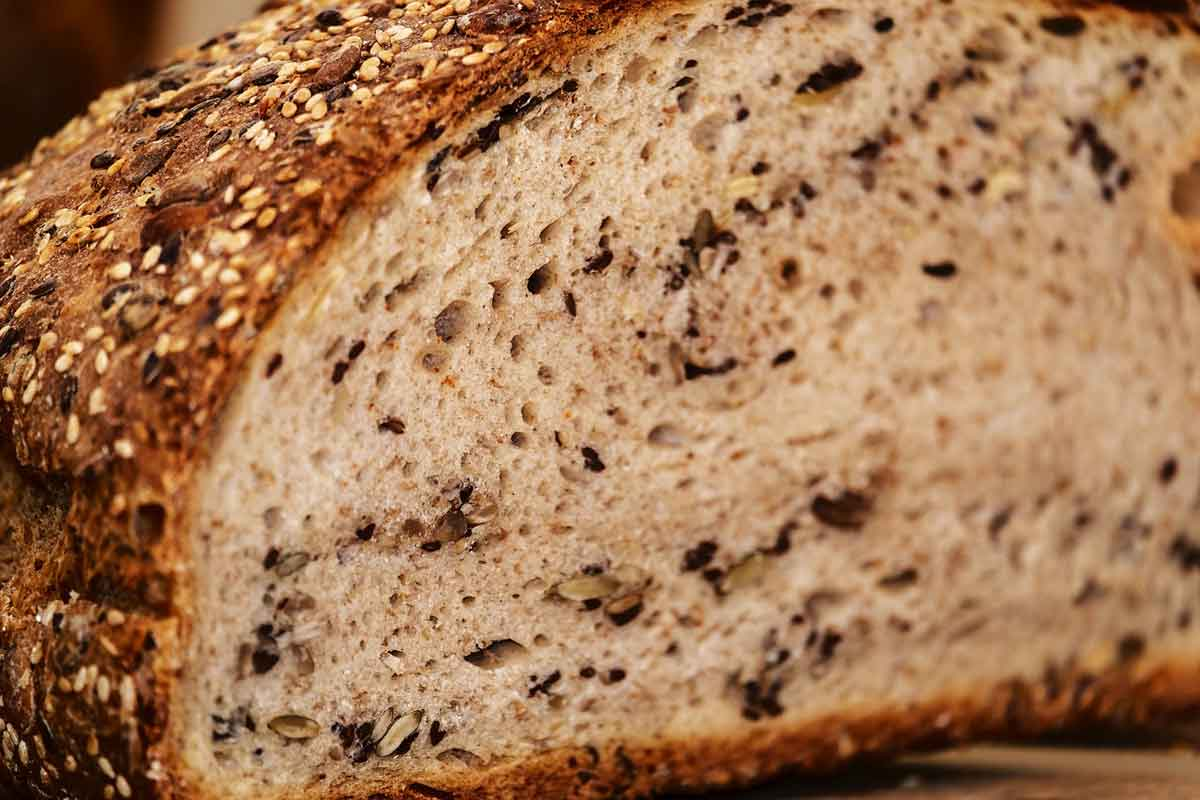 biologisch meergranen brood