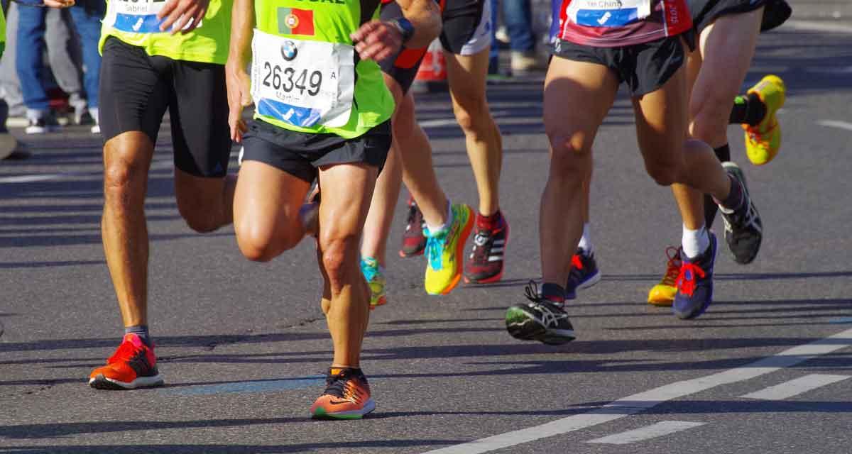 marathon als ideaal doel