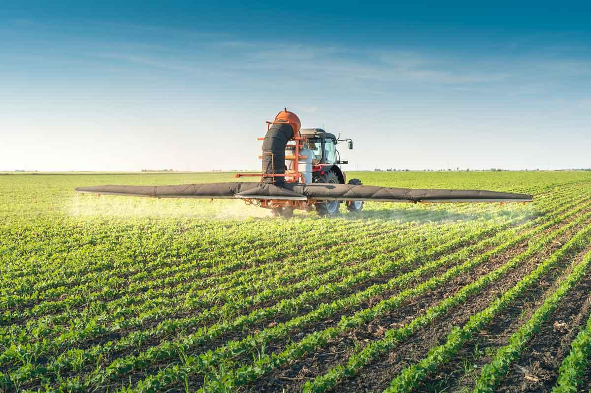 pesticiden in de landbouw